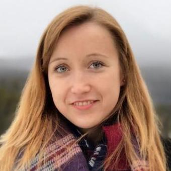 Absolventka Hana Illichová