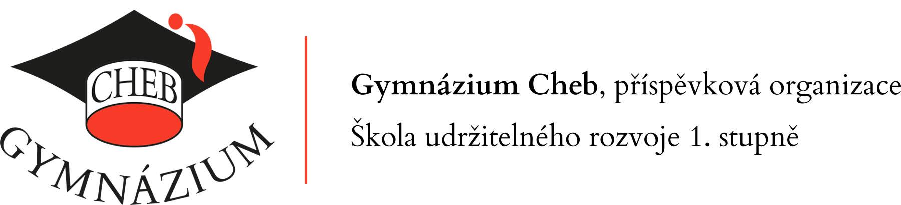 logo Gymnázium Cheb