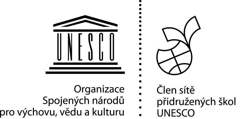Logo přidružených škol UNESCO