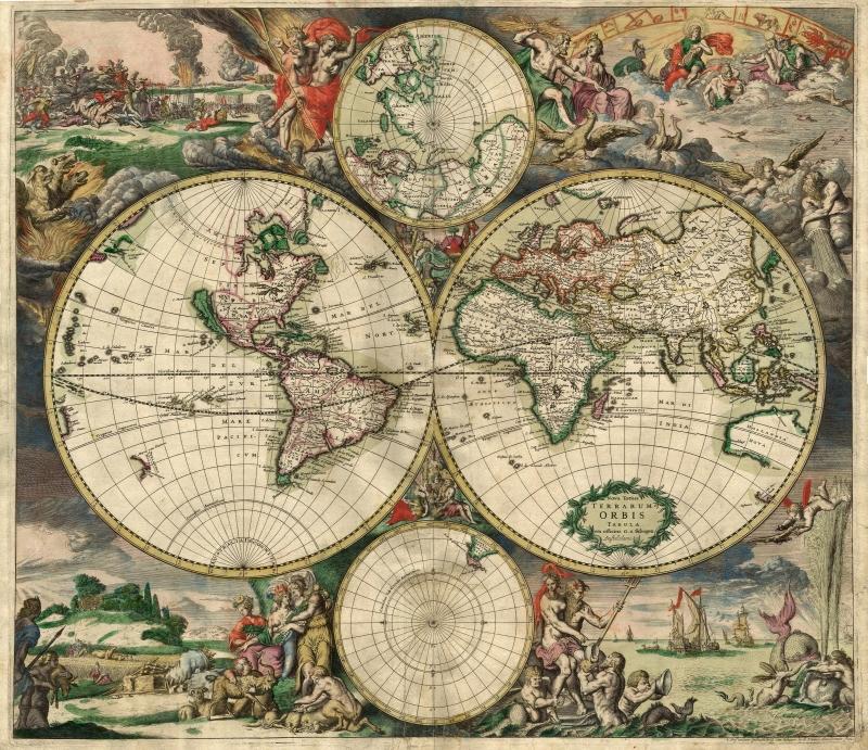 Témata seminárních prací z geografie