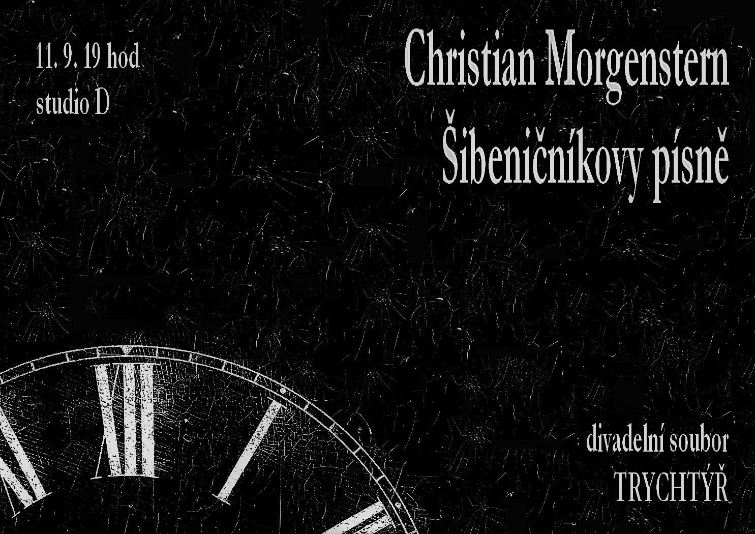 Derniéra představení Šibeničníkovy písně školního dramatického souboru Trychtýř