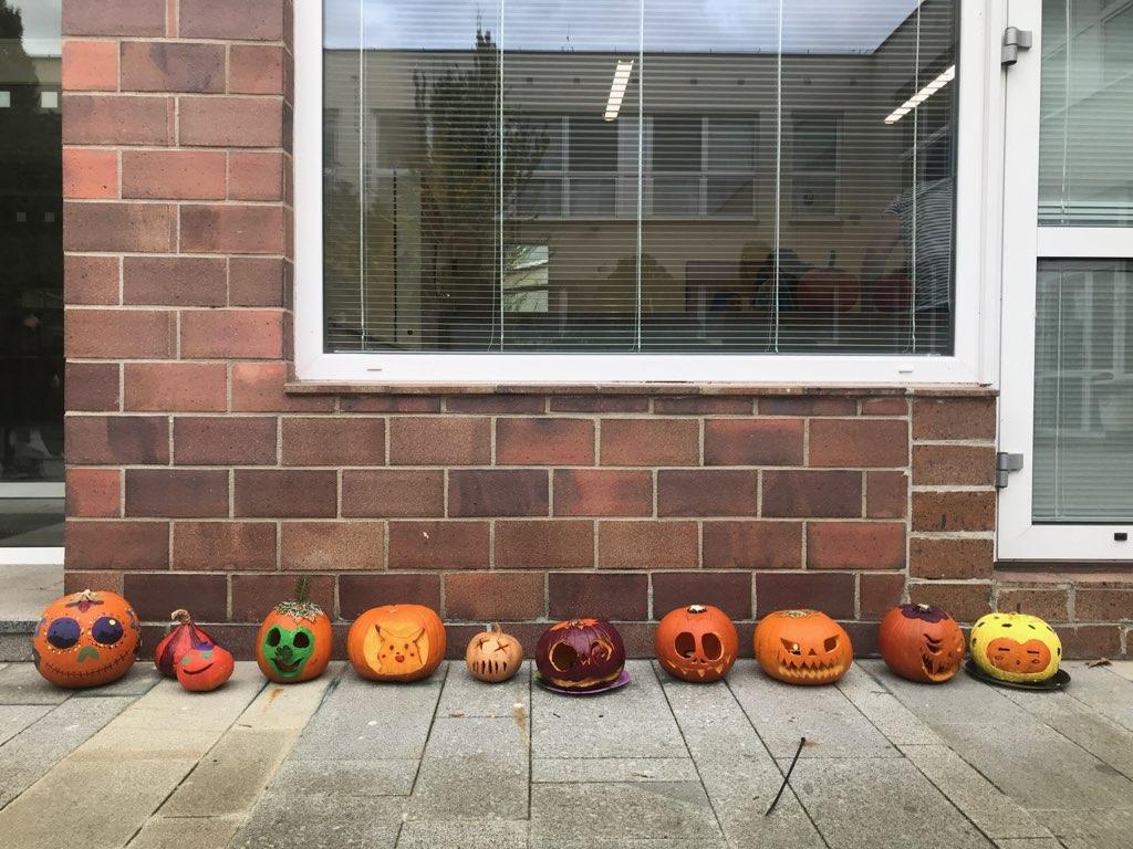 English Club a Halloween